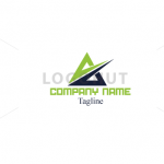 a-letter-triangle-logo-100431