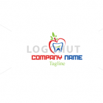 apple-dental-logo-100433