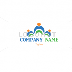 peaceful-people-together-logo-100215