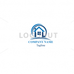 real-estate-house-protection-logo-100200